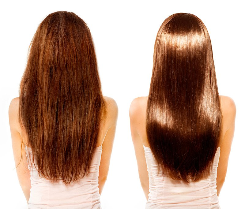 Как сделать волосы мягкими и шелковистыми маслами