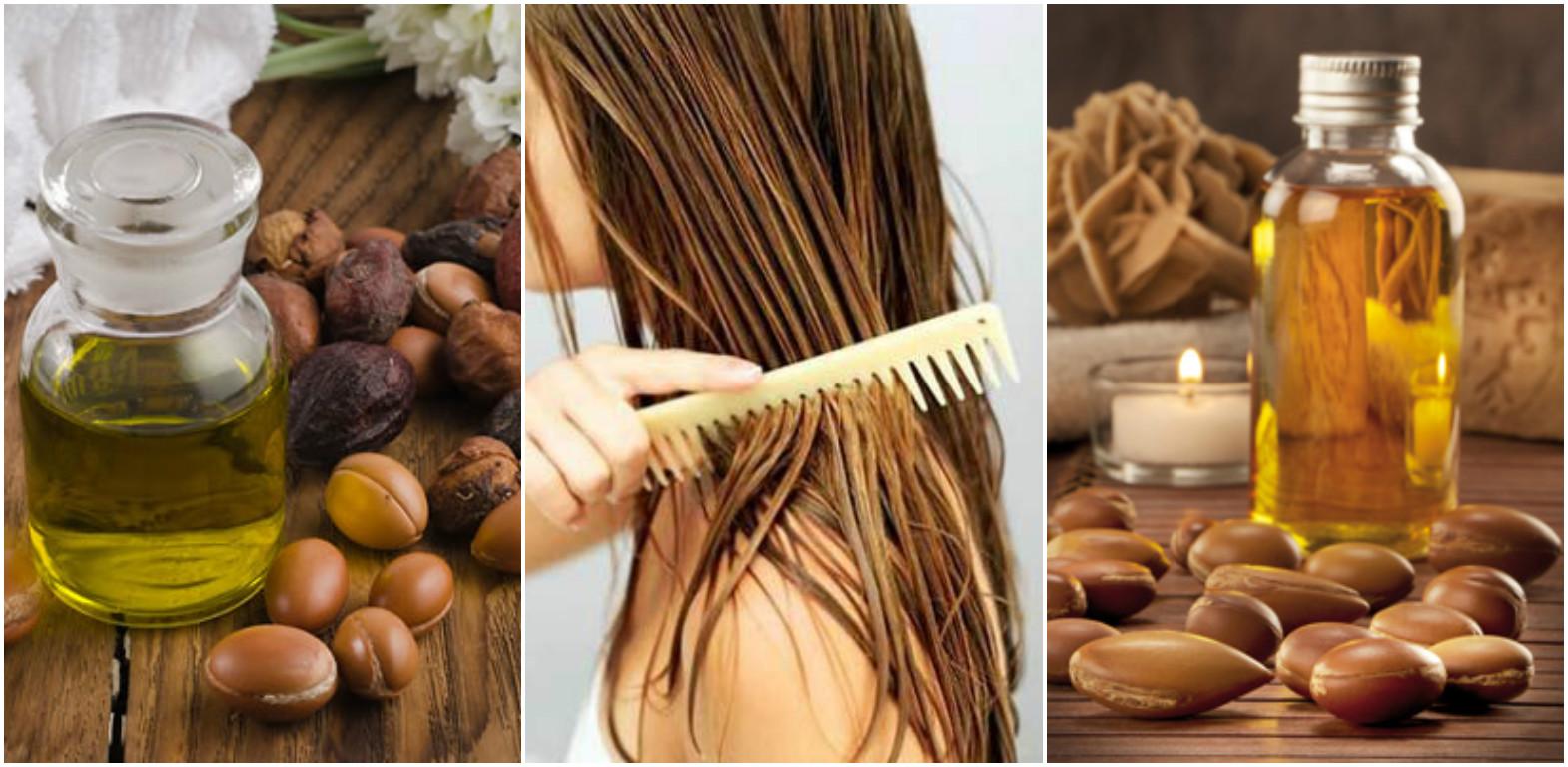 Секутся волосы от кокосового масла