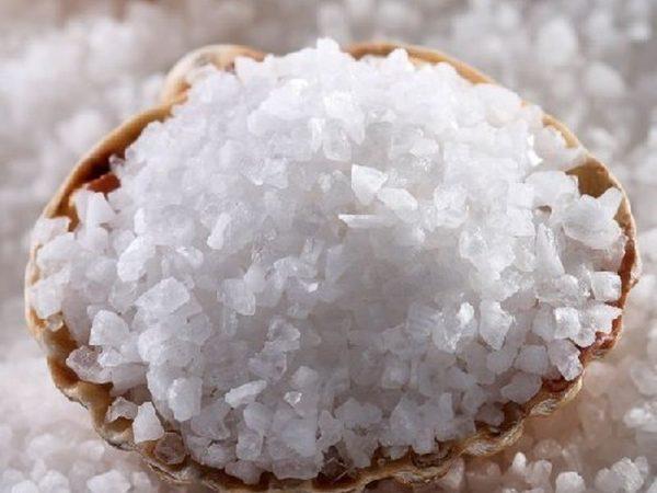 Крупная морская соль