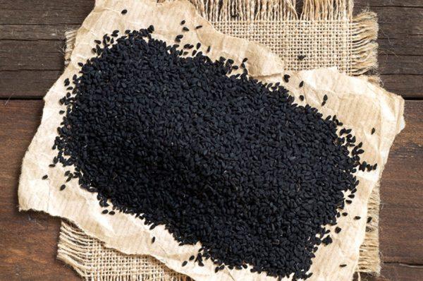 Семена тмина чёрного