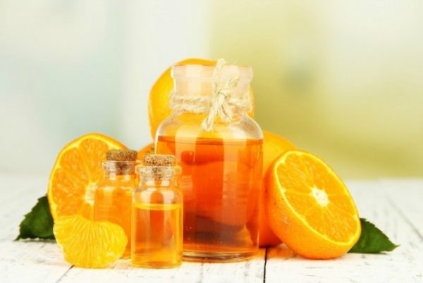 Апельсиновое масло для волос