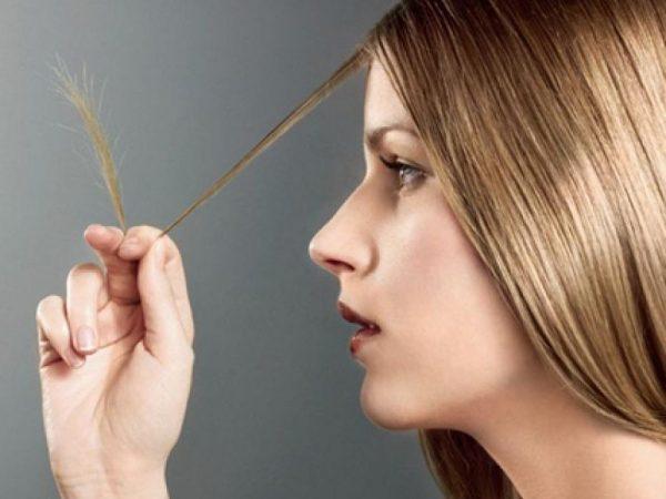 Длинные и секущиеся волосы