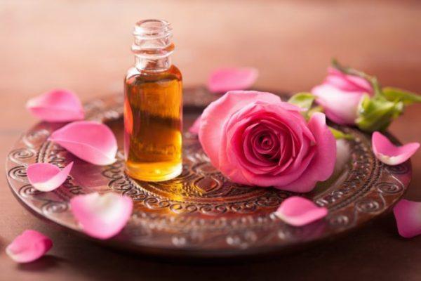 Флакон розового масла