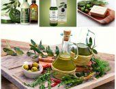 Косметические средства на основе оливкового масла