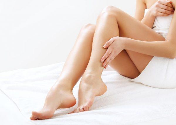 Красивая кожа тела