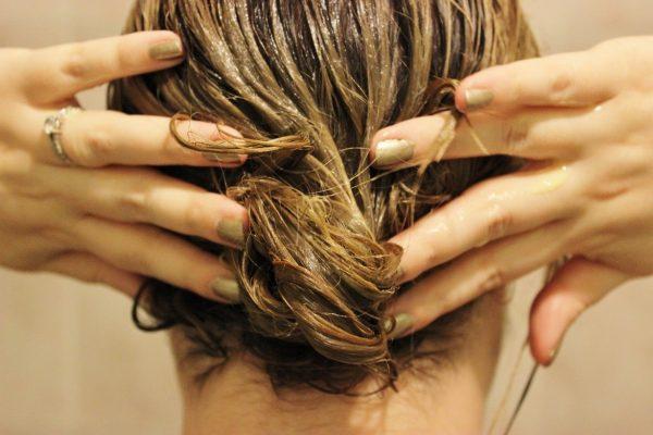 Маска для волос с хной
