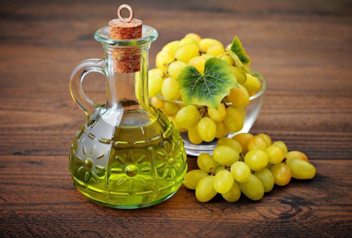 Масло виноградной косточки, содержащее ряд полезных свойств