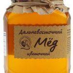 Мёд цветочный в банке
