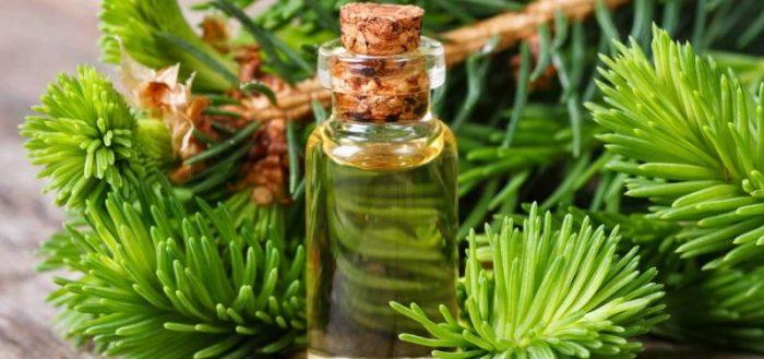 Натуральное пихтовое масло