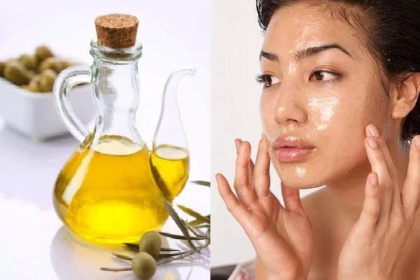 масло вместо крема для лица
