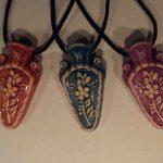 Аромакулон из керамики
