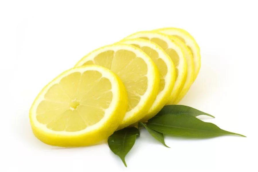 фото лимона дольки
