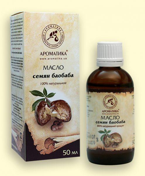 Масло семян баобаба