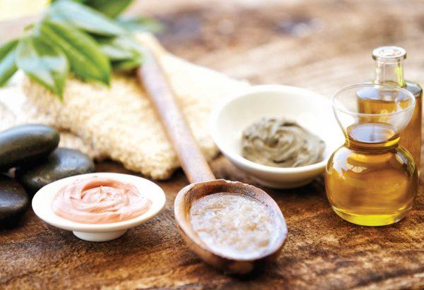 Ингредиенты для приготовления масок
