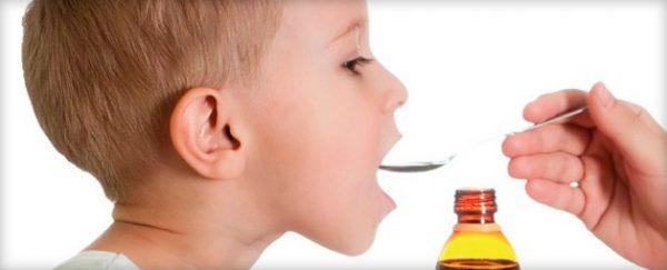 Амарантовое масло для детей