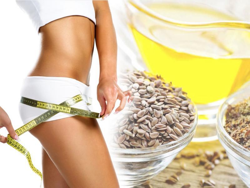 Как пить льняное масло для похудения