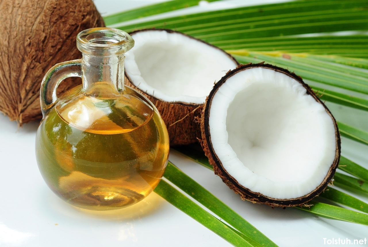 Применение кокосового масла в косметологии, его полезные свойства