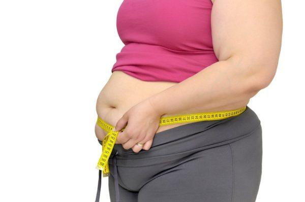 Лишний вес у женщины
