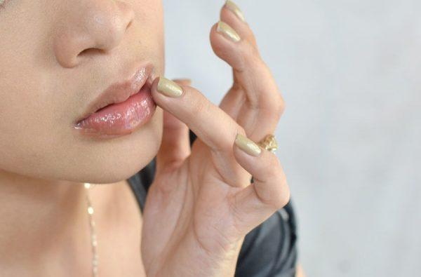 Маска для губ