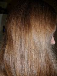 Волосы после использования масла виноградной косточки
