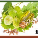 Масло косточковое виноградное