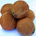 Спелые кокосы