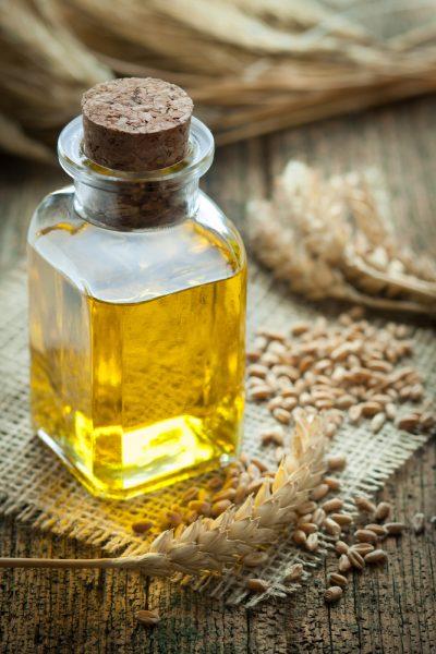 Масло, полученное из зародышей пшеницы