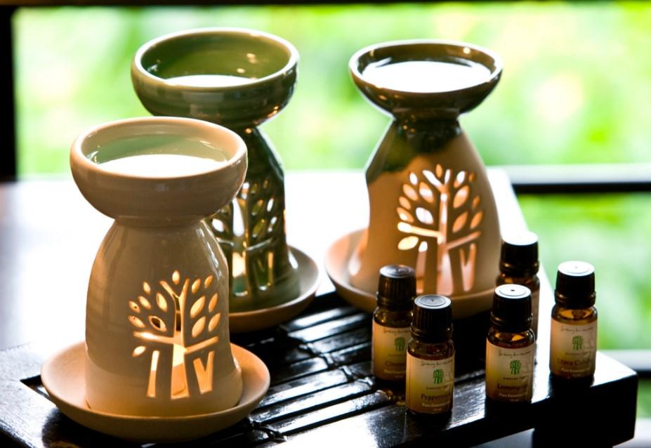 Три правила ароматерапии
