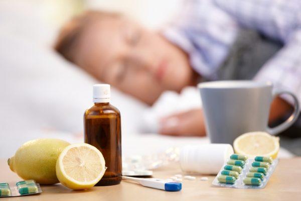 Болеющий человек и лекарства