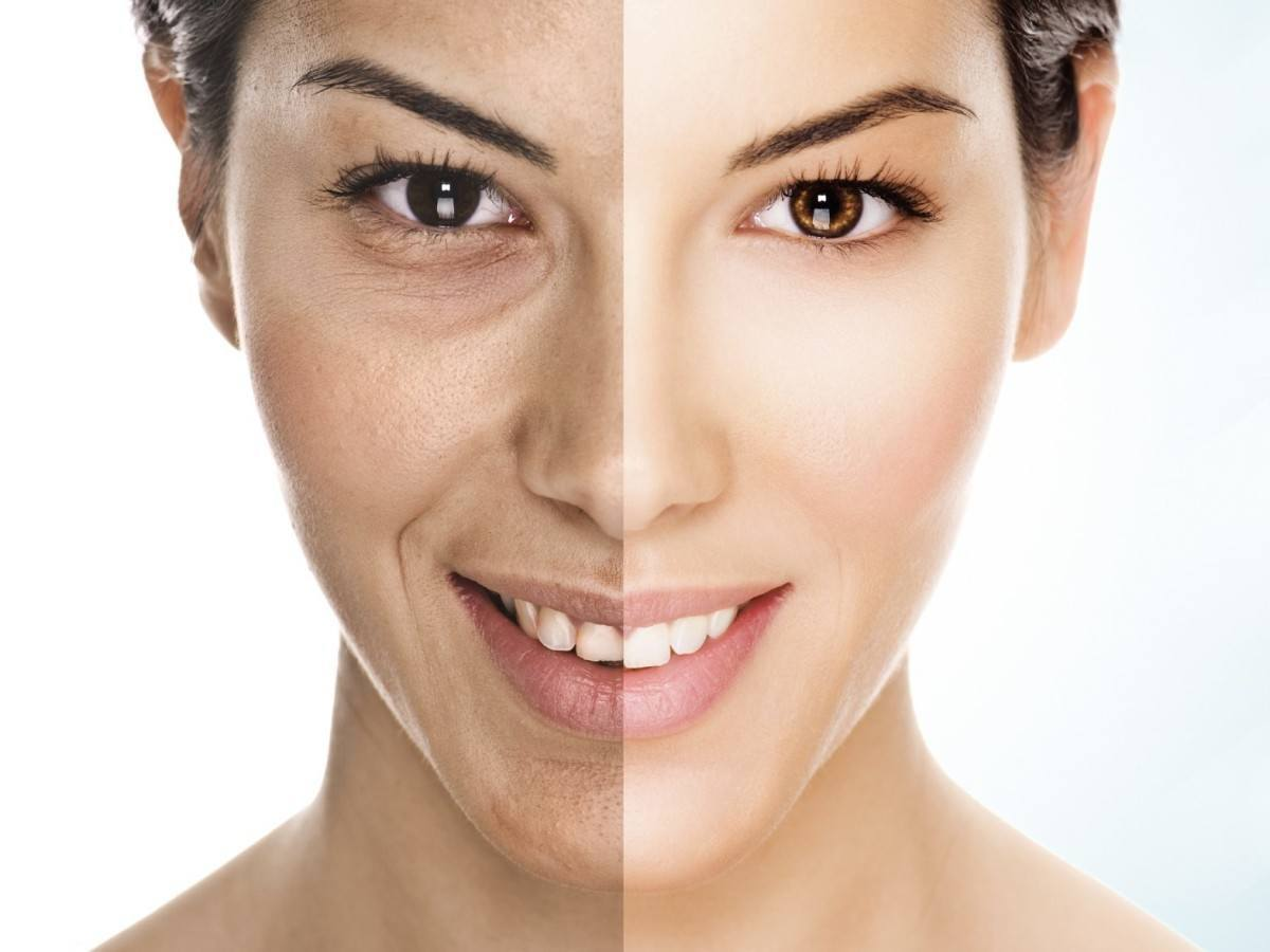 Уход за кожей лица с помощью гидрофильного масла