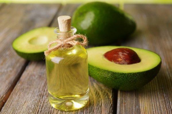 Авокадо и масло жожоба