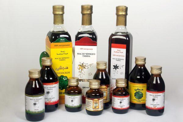 Бутылки с королевским маслом из Эфиопии