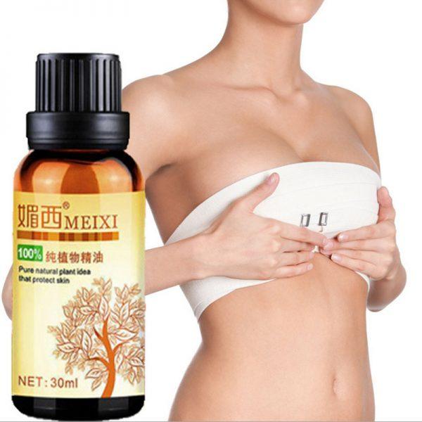Масло ростков пшеницы для укрепления груди