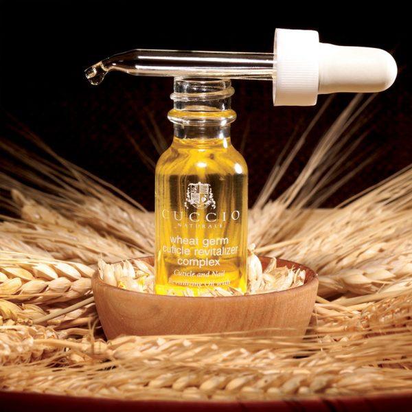 Масло зародышей пшеницы для ногтей и рук
