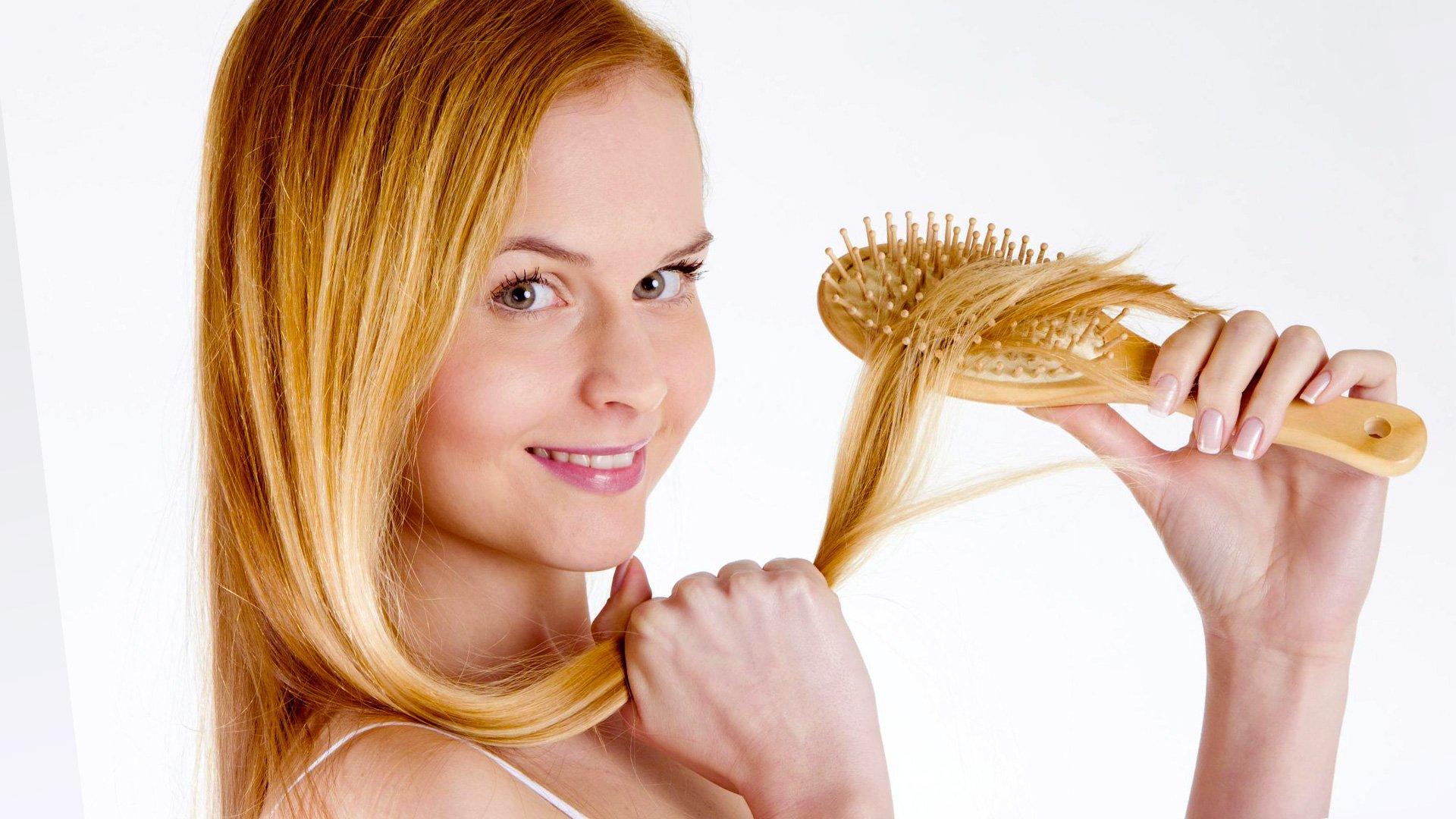 6 простейших ингредиентов против выпадения волос! Эффект гарантирован!