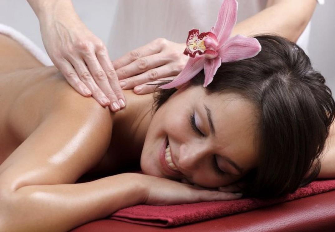 Калифорнийский массаж: отличный способ снять стресс