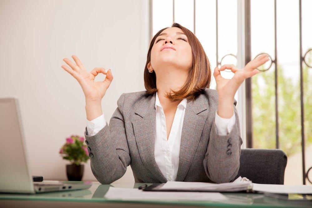 Снять стресс . Простые и эффективные методы.