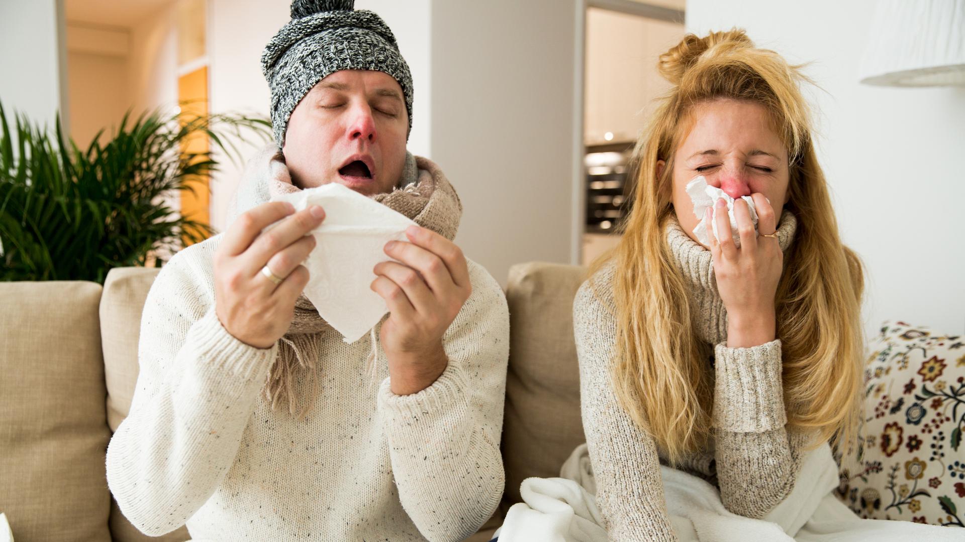 Надоело часто болеть простудными заболеваниями